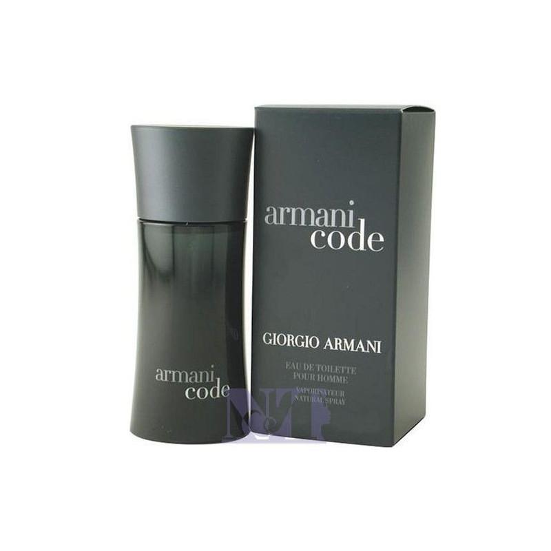 ARMANI CODE POUR HOMME EDT 75 ML