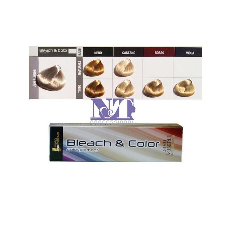 BLEACH & COLOR 80 GR. ASH BLONDE
