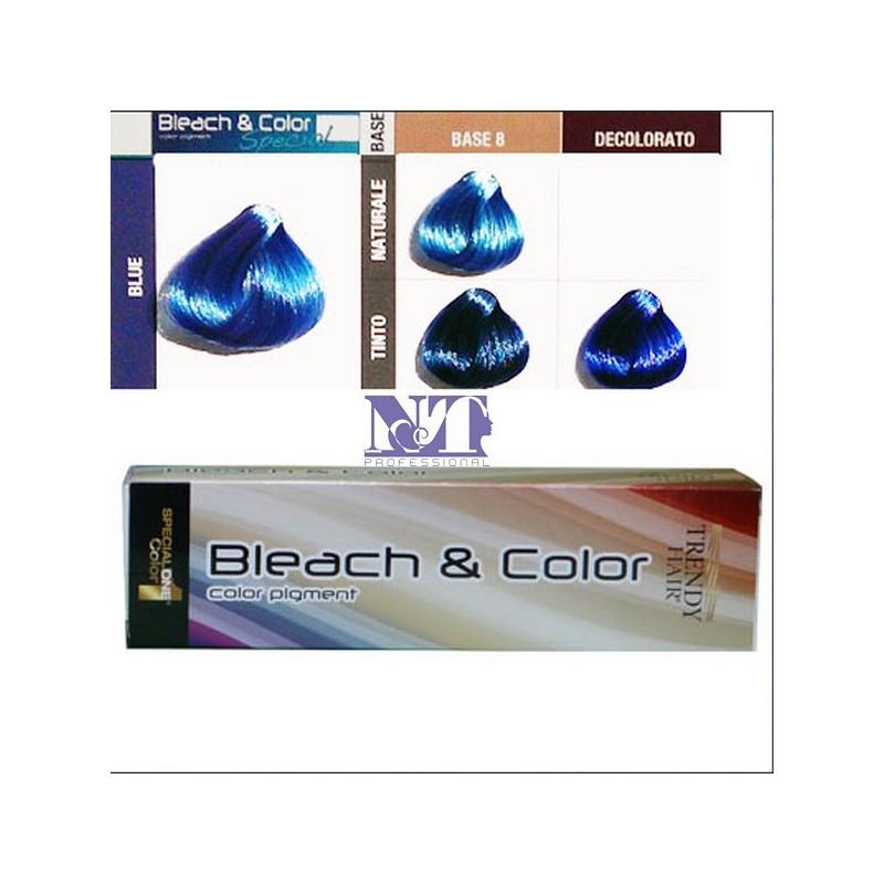 BLEACH & COLOR 80 GR. BLUE