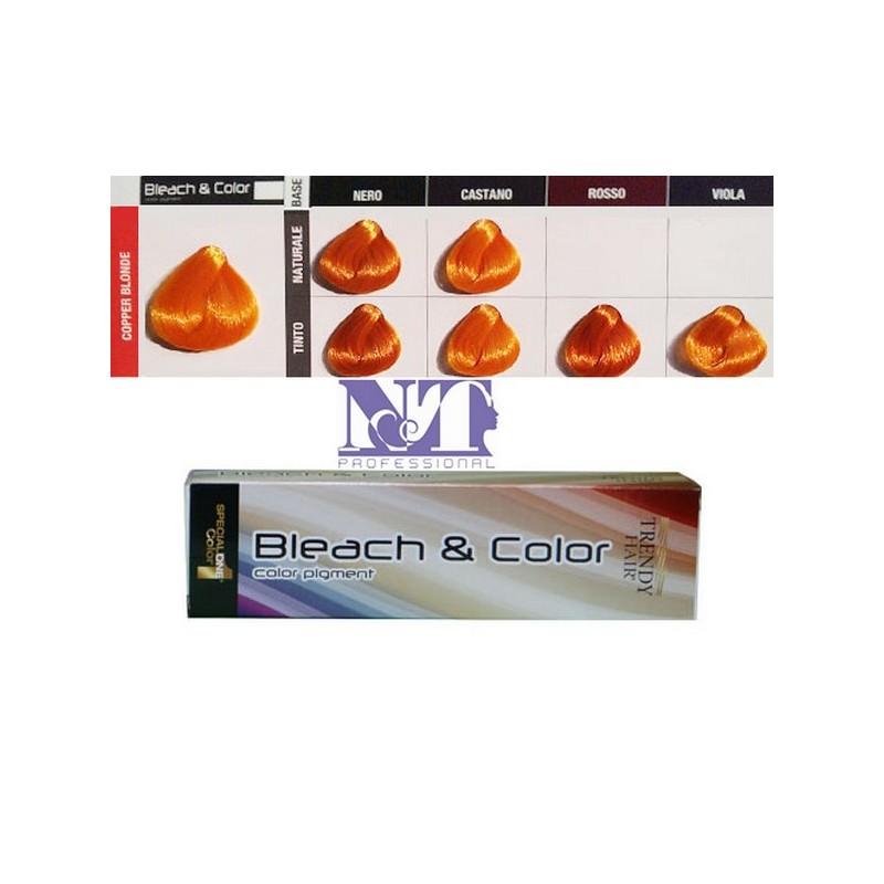 BLEACH & COLOR 80 GR. COPPER BLONDE