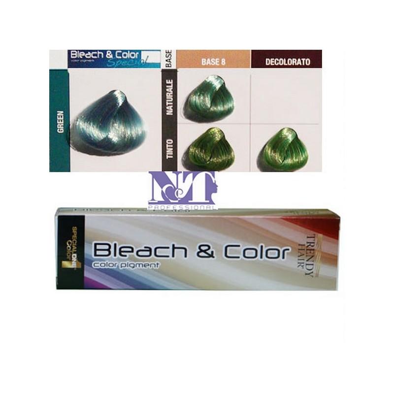 BLEACH & COLOR 80 GR. GREEN