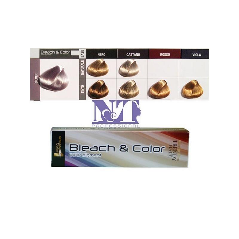 BLEACH & COLOR 80 GR. SILVER