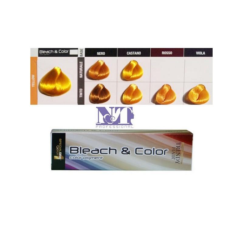 BLEACH & COLOR 80 GR. YELLOW
