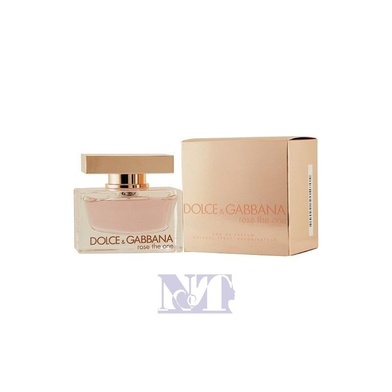 D&G ROSE THE ONE EDP 50 ML DONNA