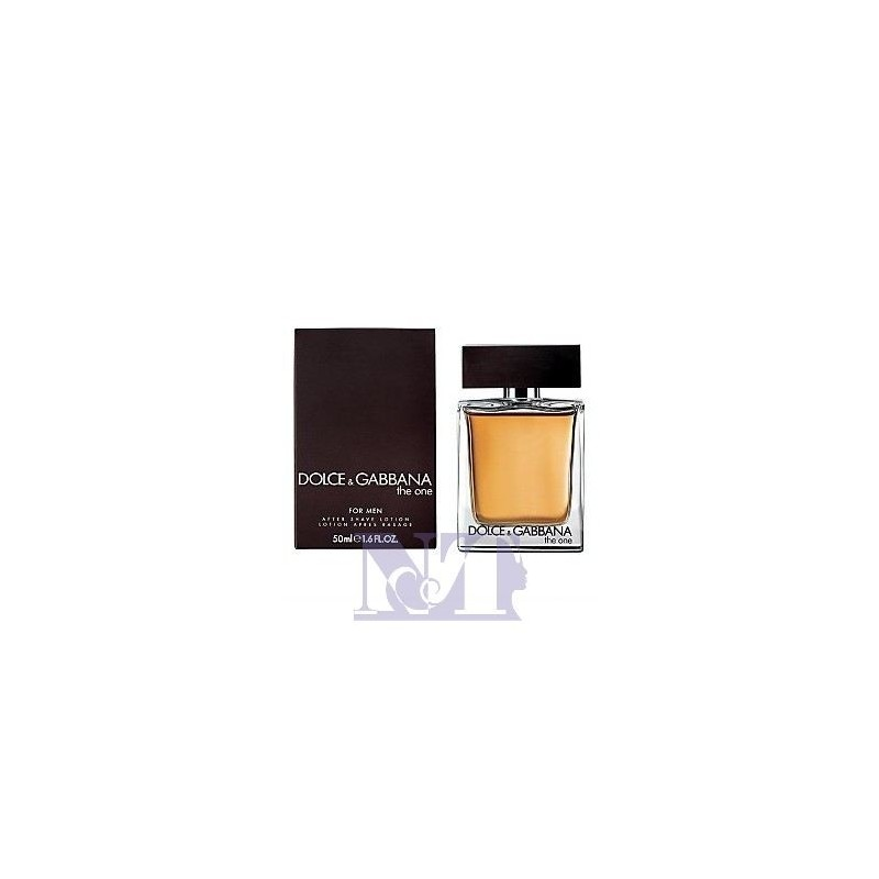 D&G THE ONE FOR MEN EDT 50 ML