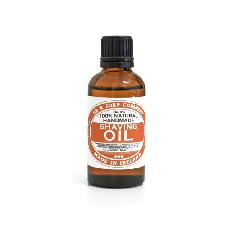 DR K - Shaving Oil 50ml