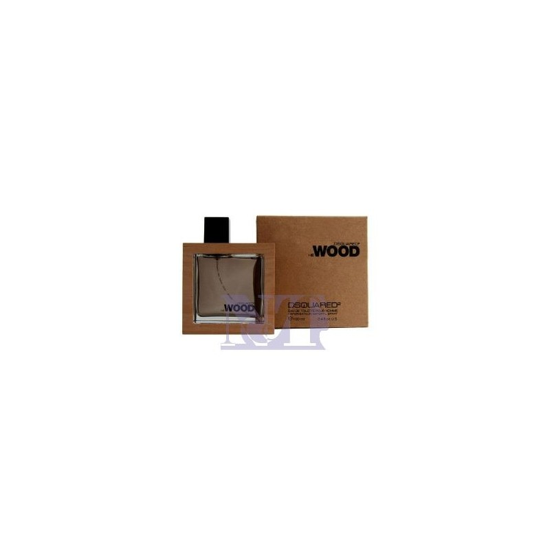 DSQUARED HE WOOD EDT 100 ML POUR HOMME