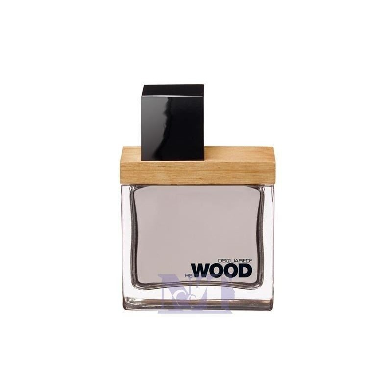 DSQUARED HE WOOD EDT 50 ML POUR HOMME