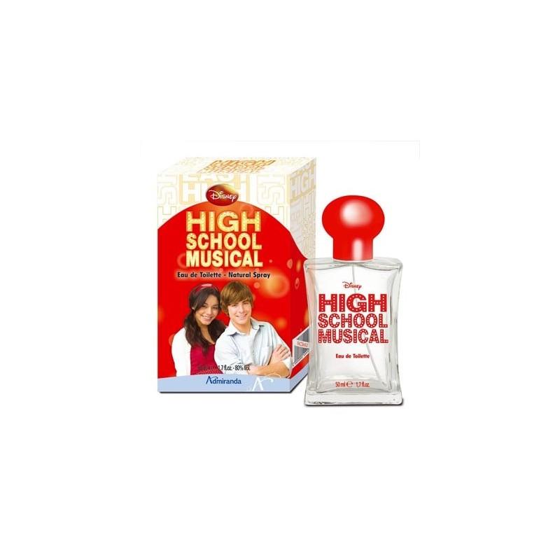 EAU DE TOILETTE HIGT SCHOOL MUSICAL 50 ML
