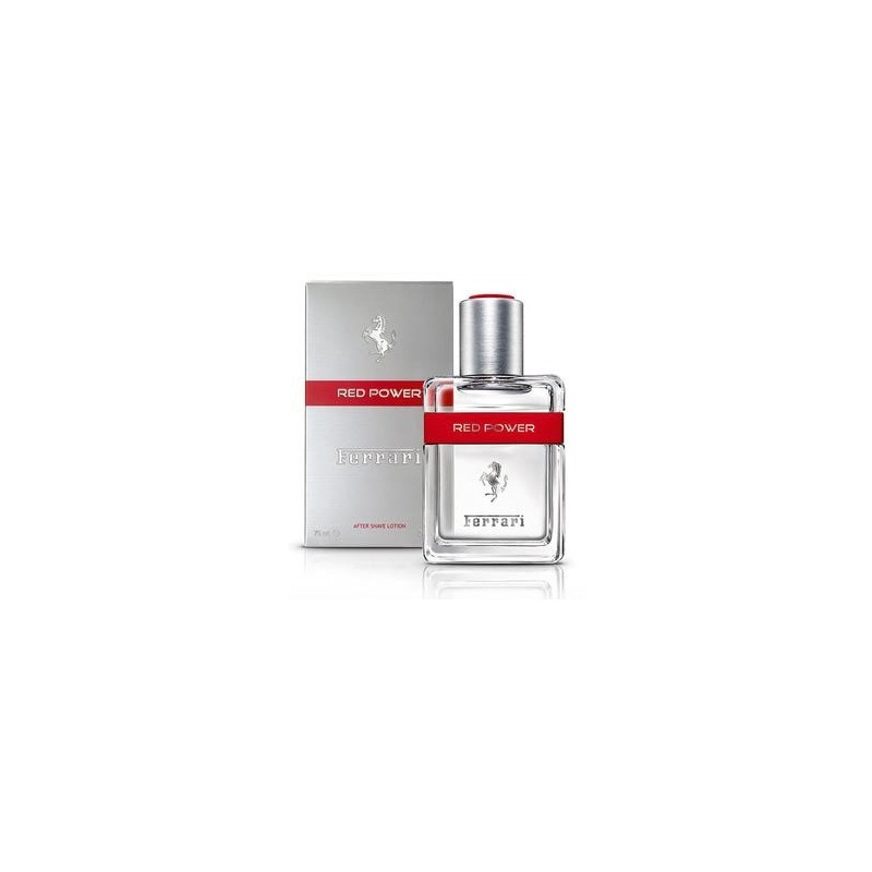 FERRARI RED POWER AFTER SHAVE 75 ML