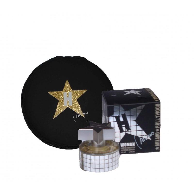 HOLLYWOOD MILANO MAN  EDT 50 ML + PORTA CD