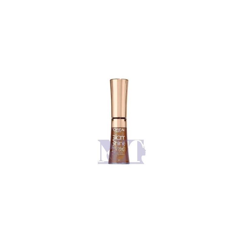 L'OREAL GLAM SHINE CRYSTAL BRONZE GLOW 409
