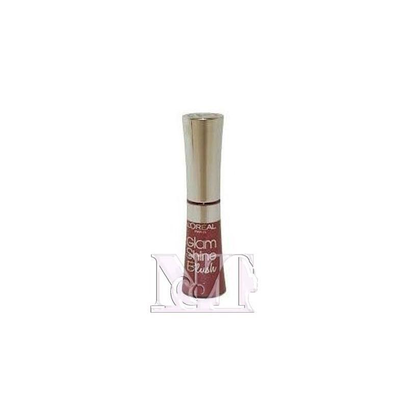 L'OREAL GLAM SHINE PLUM BLUSH 155