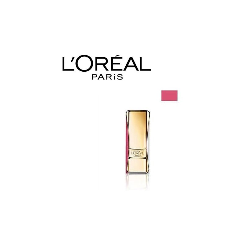 L'OREAL INFAILLIBLE ROSSETTO DUO 16 H GOLDEN PLUM 204