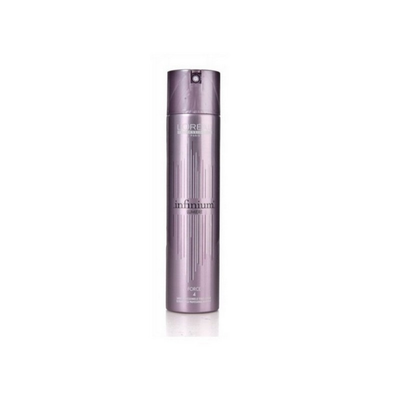 L'OREAL LACCA INFINIUM LUMIERE STRONG  FORCE 3 500 ML SPRAY