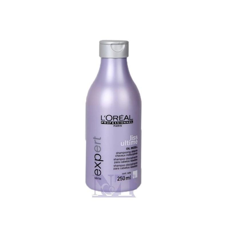 L'OREAL LISS ULTIME SHAMPOO 250 ML