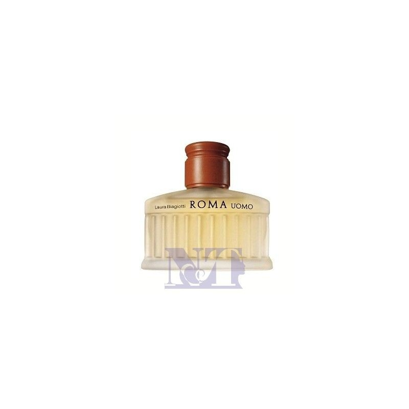 LAURA BIAGIOTTI UOMO ROMA AFTER SHAVE 125 ML