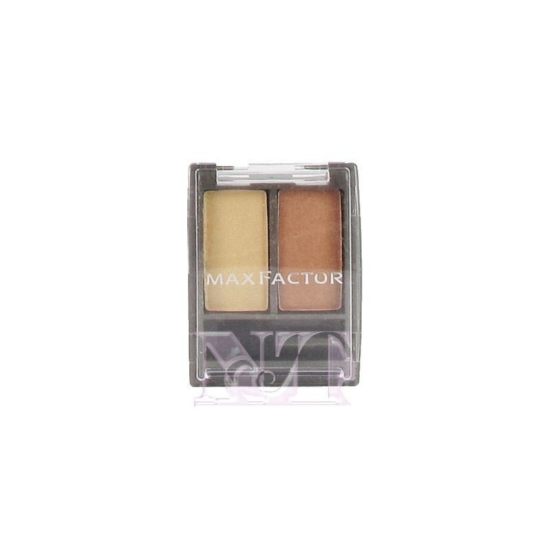 MAX FACTOR OMBRETTO  DUO EYESHADOW 425 DAWNING GOLD