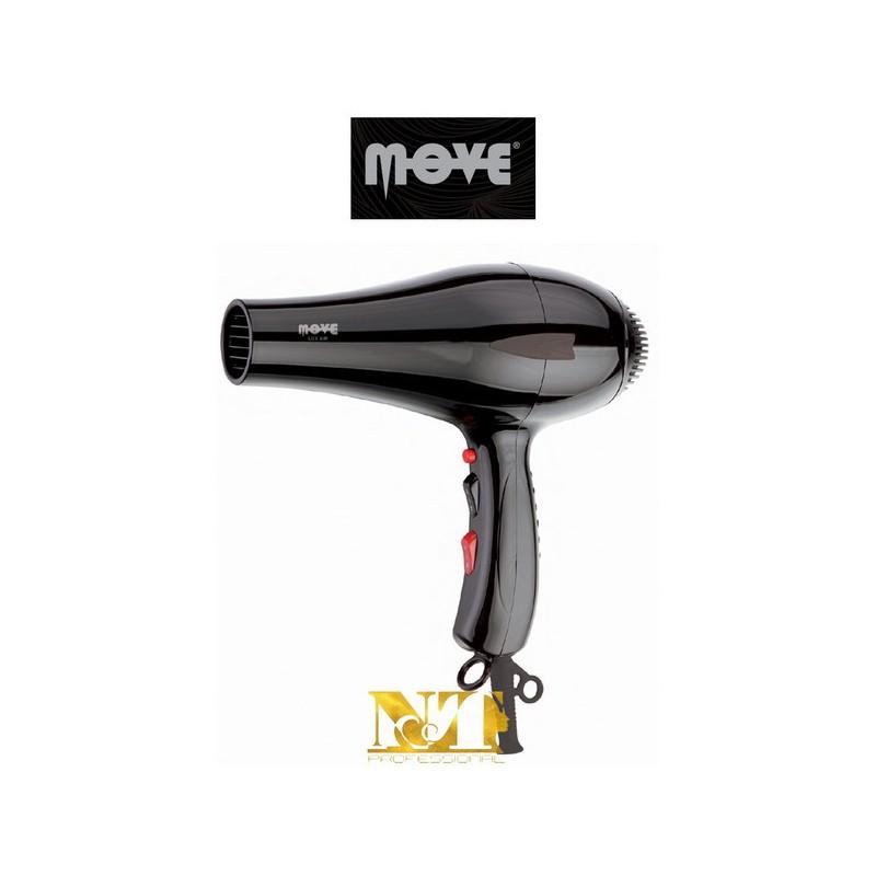 MOVE LUX HAIR PHON 2000 WATT NERO