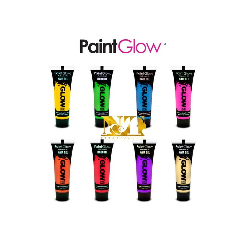 PAINTGLOW GEL NEON UV 10 ML