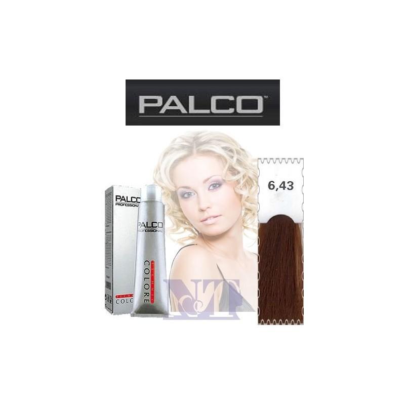 PALCO N°6.43 BIONDO SCURO RAME DORATO 150 ML